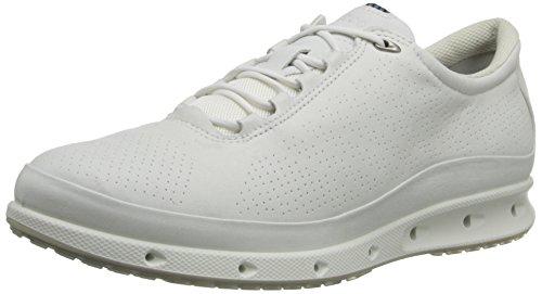 ecco-cool-zapatillas-de-running-de-cuero-mujer-color-blanco-talla-40