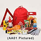 41DC0JI1BVL. SL160  Urban Road Warrior Emergency Preparedness Auto Survival Kit