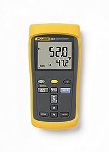 Fluke 52-2 60HZ Dual Input Digital Thermometer