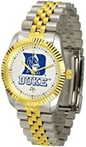 Duke Blue Devils Suntime Mens Executive Watch - NCAA College Athletics