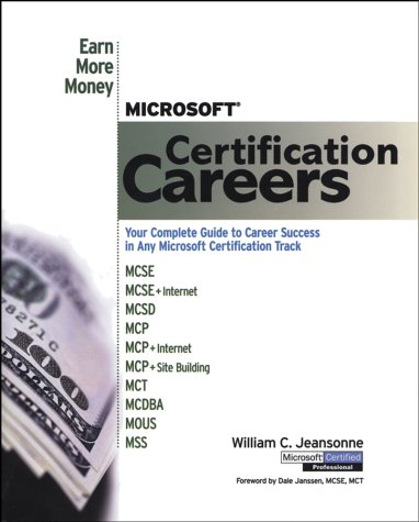 Microsoft Certification Careers: Earn More Money