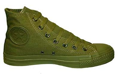 Amazon.com: Converse Chuck Taylor All Star Canvas High Top