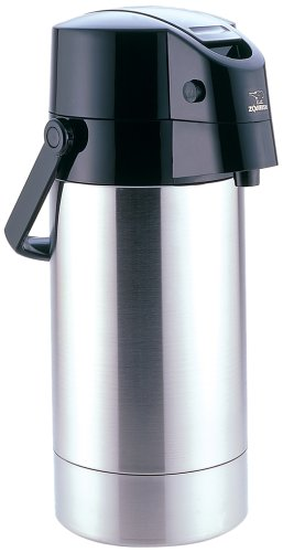 Zojirushi Stainless-Steel Easy-Serve Airpot (Beverage Serve compare prices)