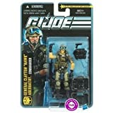 General Clayton Hawk Abernathy - G.I. Joe Pursuit of Cobra Action Figures Wave 5