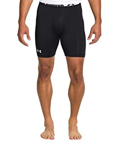 Under Armour Men's HeatGear® Sonic Compression Shorts Medium Black