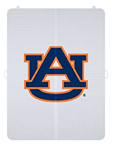 NCAA Auburn Tigers Logo Foldable Hard Floor Chairmat by ES Robbins