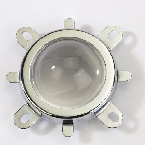 44Mm Lens + 50Mm Reflector Collimator Base Housing + Fixed Bracket For 100W Led Light Lamp