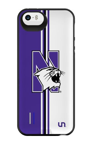 Uncommon LLC Northwestern University Vertical Stripe Power Photo