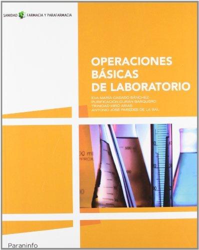 OPERACIONES BASICAS LABORATORIO