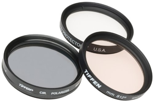 Tiffen 52mm Photo Essentials Filter Kit