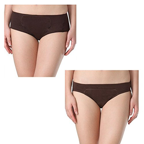 Adira-Period-Panty-Combo-Pack-Of-1-Boxer-and-1-Hipster-Period-Panty-Period-Products-Period-Kit-Menstrual-Panties-WaterProof-Panties-Sanitary-Panties-Wash-ReUse-Anti-leaking-Panty-USA-Patented