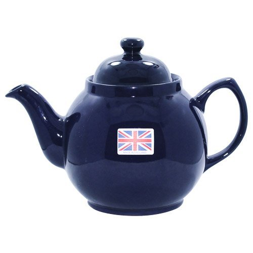 Cobalt Betty Teapot - 2 Cup (Original Brown Betty Teapot compare prices)