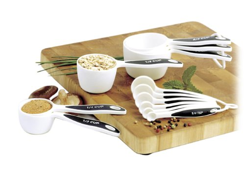 Norpro Grip-EZ 12 Piece Measuring Cup Spoon Set