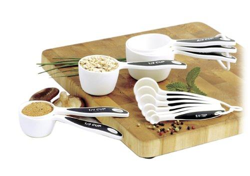 Norpro Grip-EZ 12 Piece Measuring Cup Spoon Set