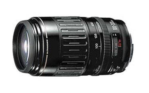 Canon Ef 100-300Mm F/4.5-5.6 Usm Telephoto Zoom Lens For Canon Slr Cameras