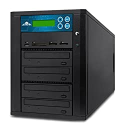 Spartan MD-8003 1-3 Target All-in-one Multimedia Backup Center