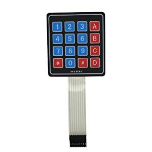 4x4 Universial 16 Key Switch Keypad Keyboard For Arduino