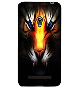 ASUS ZENFONE 5 TIGER Back Cover by PRINTSWAG