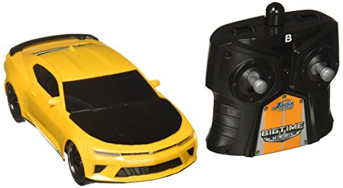 Jada Toys 2016 Chevy Camaro SS BTM Radio Control Vehicle, 7.5