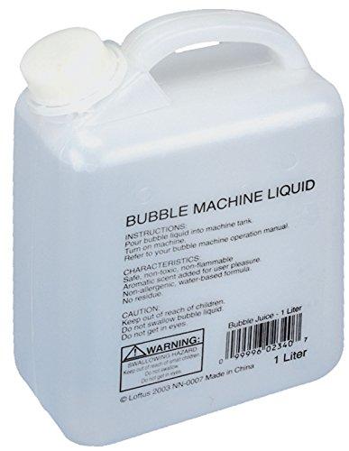 bubble juice for bubble machine
