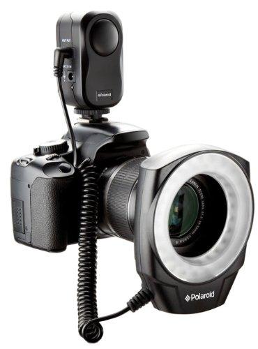 Polaroid Studio Series 48 Led Macro Ring Light For The Sony Alpha Nex-C3, 7, 6, 5N, 5R, 5T, 5, 3, 3N, F3, Slt-A33, A35, A37, A55, A57, A58, A65, A77, A99, Dslr A100, A200, A230, A290, A300, A330, A350, A380, A390, A450, A500, A560, A550, A700, A850, A900,