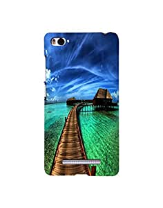 Aart 3D Luxury Desinger back Case and cover for Redmi Mi4i created by Aart store