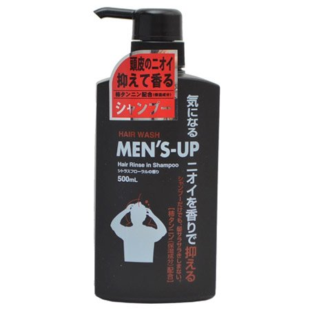 MEN'SーUP リンスインSP 500ml