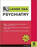 img - for Lange Q&A: Psychiatry (Lange Q&a Series) book / textbook / text book