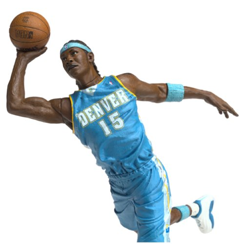 McFarlane NBA 6 Carmelo Anthony In Denver Nuggets Light
