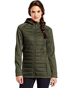 Under Armour Women's ColdGear® Infrared Werewolf Jacket Small GREENHEAD