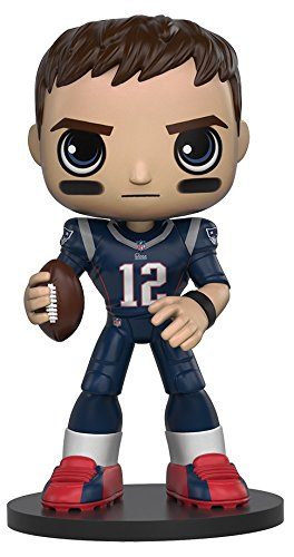 Funko Wobbler: NFL - Tom Brady Action Figure