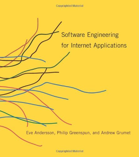 Software Engineering for Internet Applications