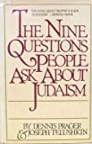 The Nine Questions People Ask about Judaism (0671425935) by Telushkin, Joseph
