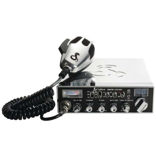 Cobra 29 LTD CHR 40-Channel CB Radio With PA Capability