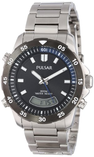 Pulsar 3-Hand Ana-Digi Men's watch #PVR065