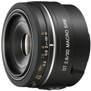 ソニー DT 30mm F2.8 Macro SAM SAL30M28(アルファマウント) SAL30M28