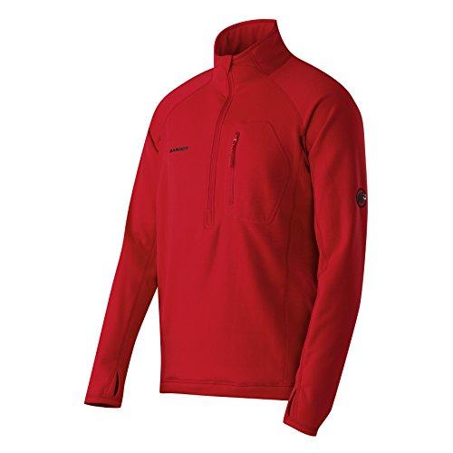 Mammut Aconcagua - Sweat-shirt Homme - Pull rouge S sweatshirt~sweatshirt homme