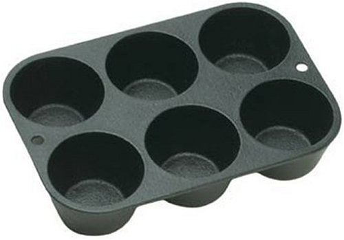 Lodge Logic Pre-Seasoned Straightsided Muffin/Cornbread Pan - Buy Lodge Logic Pre-Seasoned Straightsided Muffin/Cornbread Pan - Purchase Lodge Logic Pre-Seasoned Straightsided Muffin/Cornbread Pan (Lodge, Home & Garden, Categories, Kitchen & Dining, Cookware & Baking, Baking, Muffin & Popover Pans)