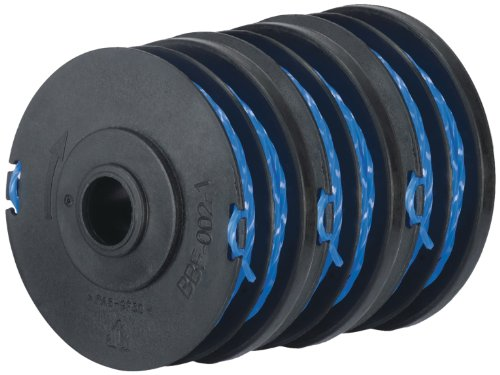 Ryobi RAC123 3 x 1.5mm Spools for RLT4027 and RLT6030