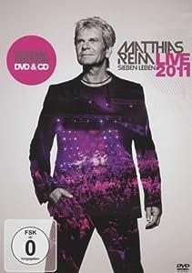 Matthias Reim - Sieben Leben Live! [Special Edition] [DVD + CD]