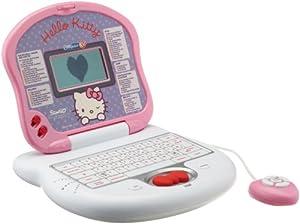 Clementoni 69753.3 - Hello Kitty - Lernspiel-Computer