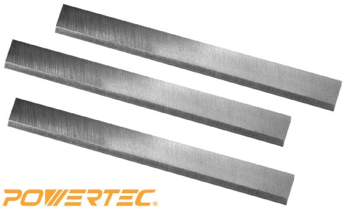 POWERTEC HSS Jointer Knives for JET 6