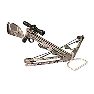 Horton Team Realtree Crossbow Package with Red Dot