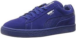 PUMA Mens Suede Classic Mono Reptile Fashion Sneaker B01LXPQGWH