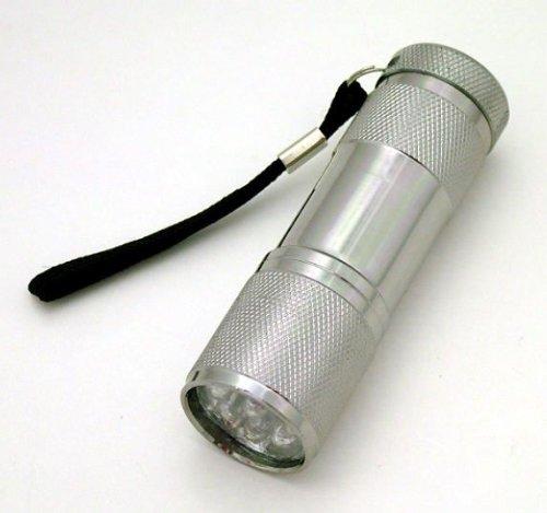 9 Bulb Led Flashlight,