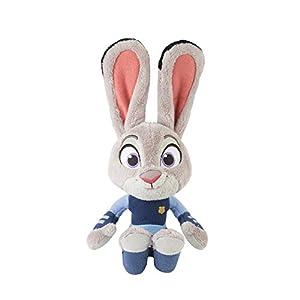 Amazon.com: Zootopia Small Plush Officer Judy Hopps: Toys & Games