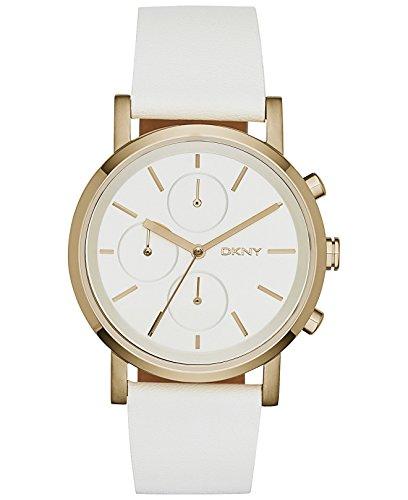 DKNY donna-Orologio da polso cronografo orologio NY2337