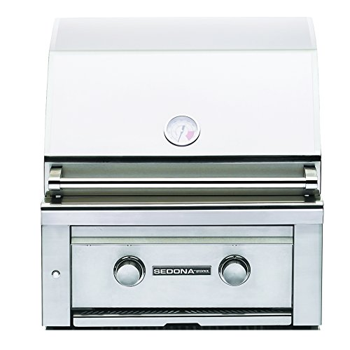 Lynx L400Ps-Ng Sedona Built-In Natural Gas Grill With Pro Sear Burner, 24-Inch
