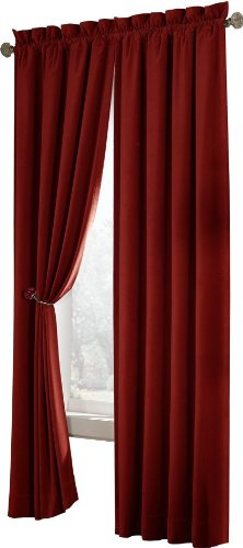 Buying Blackout Window Curtains Online: Maytex Velvet Blackout Panel ...