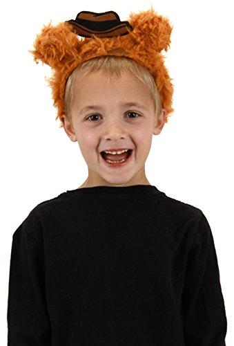 Elope Fozzie Bear Fuzzy Headband